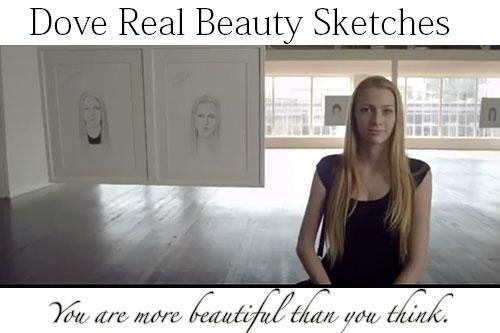 """Dove Reklamı; """"Sen Düşündüğünden Daha Güzelsin"""""""