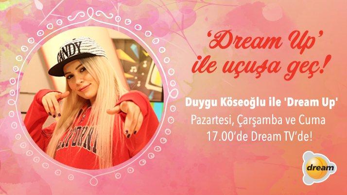 Youtuber Duygu Köseoğlu Dream Tv'de Programa Başladı