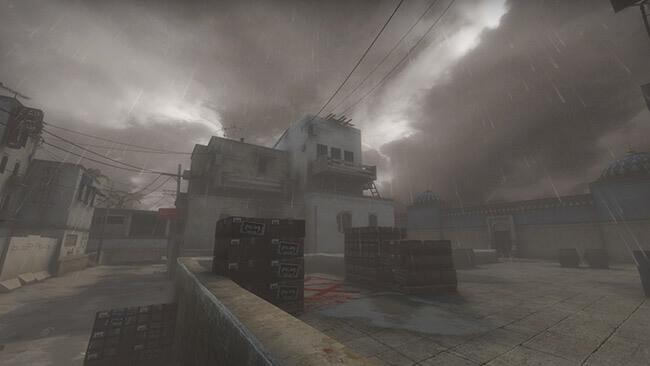 dust2 changing weather - Counter Strike: Global Offensive Steam Atölyesinden En İyi 10 Harita