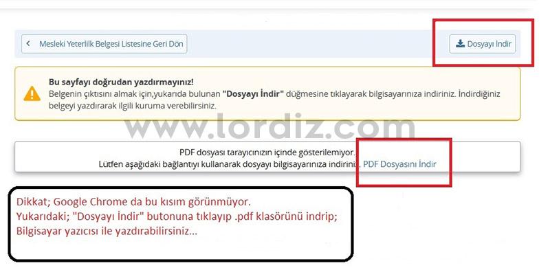 E-devlet Üzerinden Src Belgesi Düzenleme ve Sorgulama - internet-siteleri