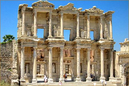 Efes – Selçuk ve Diğer Tarihi Yerler Hakkında Bilgiler