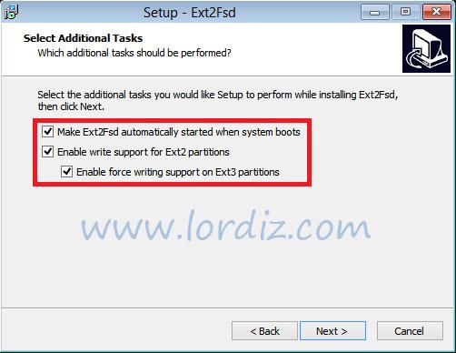ext2tofsd zps9ff4cfad - Windows Altında Ext Formatlı Usb Belleği Okuma