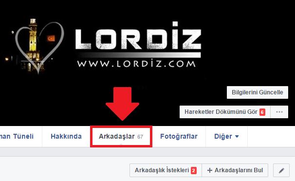 facebook2 zpspjqnlflw - Facebook'da Arkadaşlarımı Nasıl Gizlerim?