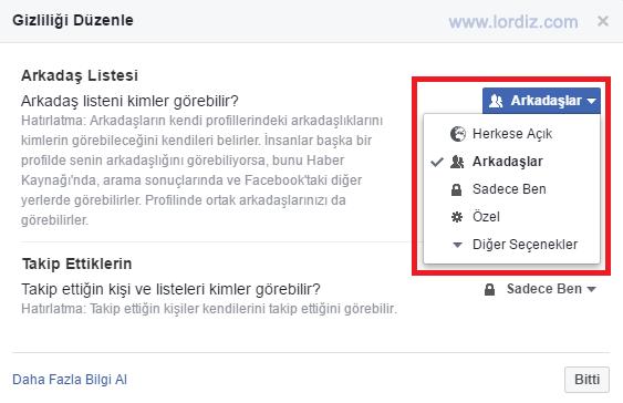 facebook4 zpslz86tqoy - Facebook'da Arkadaşlarımı Nasıl Gizlerim?