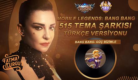 """Mobile Legends 515 Tema Müziği """"Güç Bizde"""" Çalıntı Mı?"""