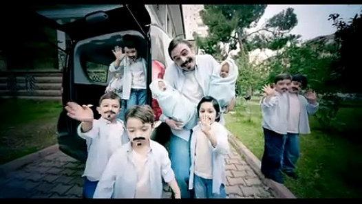 "Fiat Doblo ""Geniş Aile Reklamı"""