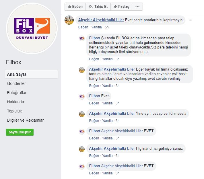 Filbox Dijital Platformu ve Sinema Kanalları Geri Mi Dönüyor? - basin-medya