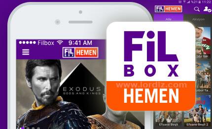 filbox hemen - Filbox Hemen Nedir? Nasıldır? [Filbox Kapandı]