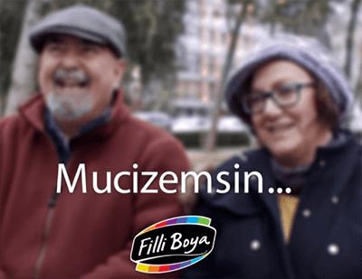 Filli Boya 8 Mart Dünya Kadınlar Günü Reklamı