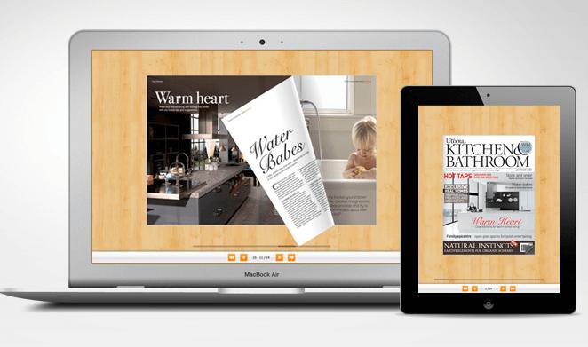 Ücretsiz Flash E-Dergi Sistemi (HTML5 – Mobil Destekli)
