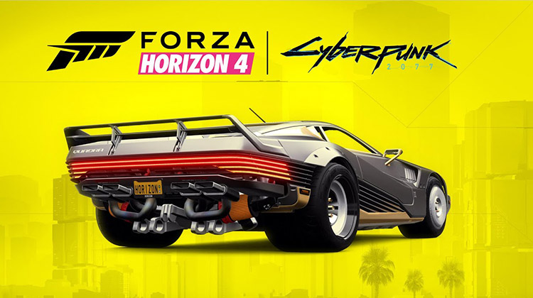 forza horizon4 steam cyberpunk2077 - Uygun Fiyatla Steam'e Giriş Yapan Forza Horizon 4, Şimdi %45 İndirimde!