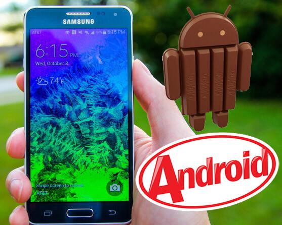 Samsung Galaxy ALPHA'ya Odin ile Orijinal Rom Yükleme