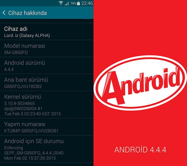 Samsung Galaxy ALPHA'ya Odin ile Orijinal Rom Yükleme - google-play
