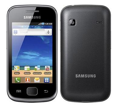 Samsung Galaxy Gio S5660 için Türkçe Android 2.3.6 Rom