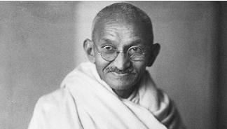 Hintli Düşünce Adamı Mahatma Gandhi'nin Sözleri