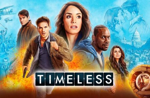 """Zamanda Yolculuk Temalı, Kıymeti Bilinmemiş Bir Dizi """"Timeless"""""""