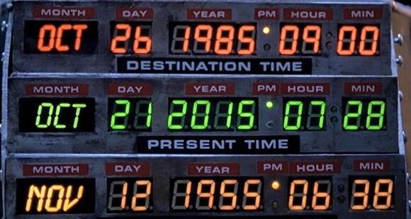 gelecege donus zpsp8a5gofm - Geleceğe Dönüş; Marty McFly ve Doktor Brown Tekrar Bir Arada