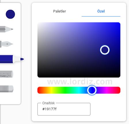 """Google'dan Basit Çizim Uygulaması """"Chrome Canvas"""" - internet-siteleri"""