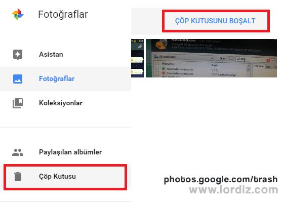 google foto3 zpsnqr3plnf - Android Galeri Uygulamasındaki Picasa Albümünü Silme
