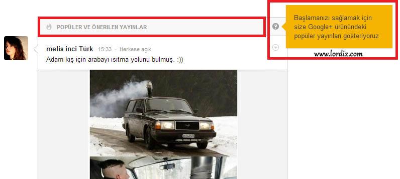 google1 zps95c4eb6b - Google+'da Trend Olan ve Önerilen Yayınları Kapatmak