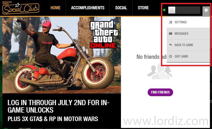 GTA5 Cloud Save Açma, Kapatma ve Cloud Save Değiştirme - oyun-indir