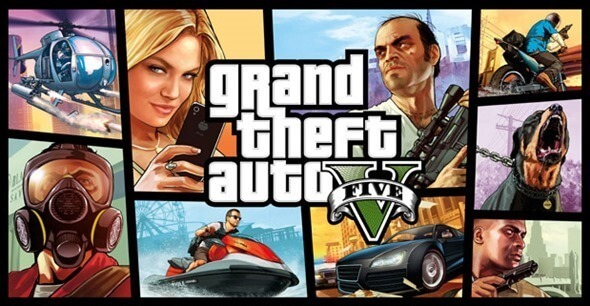 "GTA5'de Çökme Sorunu; ""Grand Theft Auto V exited unexpectedly."""