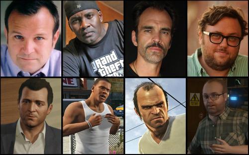 gta5 karakterleri1 zpslwtfjote - GTA 5 Oyununun Karakterleri ve Gerçekler