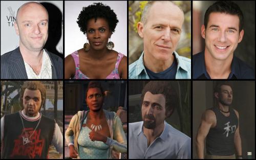 gta5 karakterleri3 zpsbppbhpmk - GTA 5 Oyununun Karakterleri ve Gerçekler