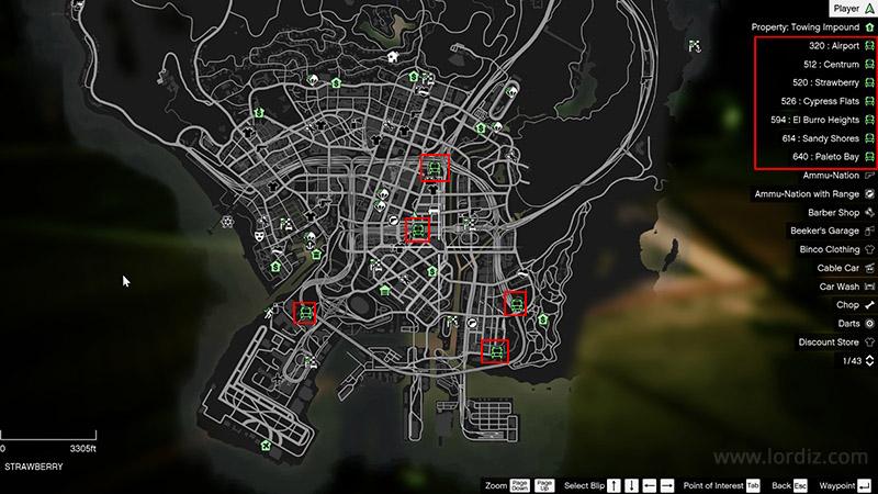 GTA5'de Otobüs Görevleri için LSTransit Otobüs Modu - oyun-indir