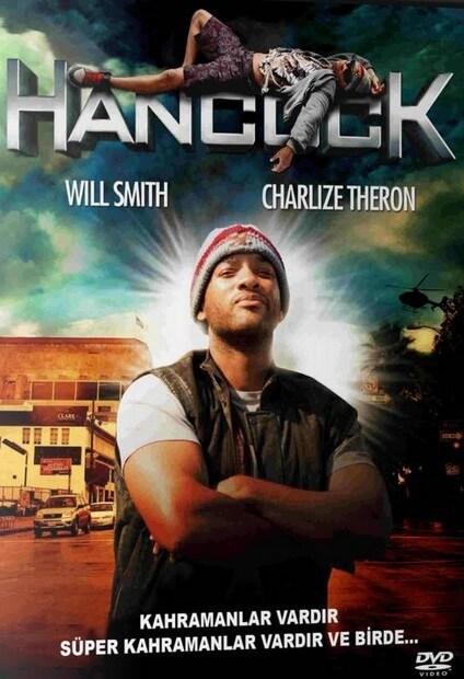 "Alkolik Süper Kahraman ""Hancock"""