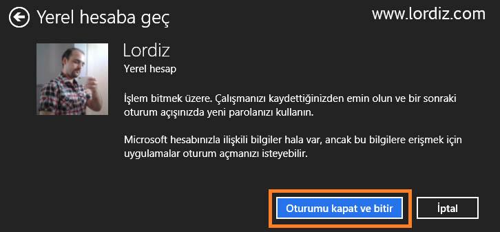 hesap12 zps52235e77 - Windows 8'den Microsoft Hesabını Kaldırma
