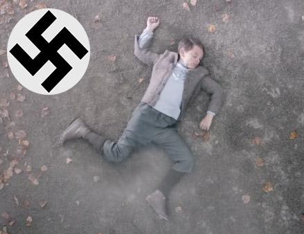 hitler mercedes zps12095a64 - Hitler'e Mercedes Çarpsaydı Ne Olurdu?