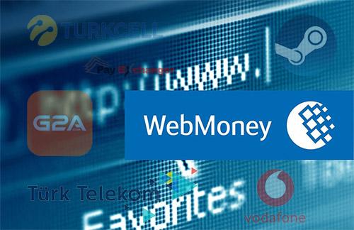 WebMoney Bozdurmanın En Hızlı ve En Kolay Yöntemleri - kota-sorgula