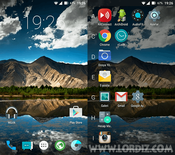 Samsung Galaxy S3 İçin CyanogenMod 12.1 (Android L 5.1.1) - google-play