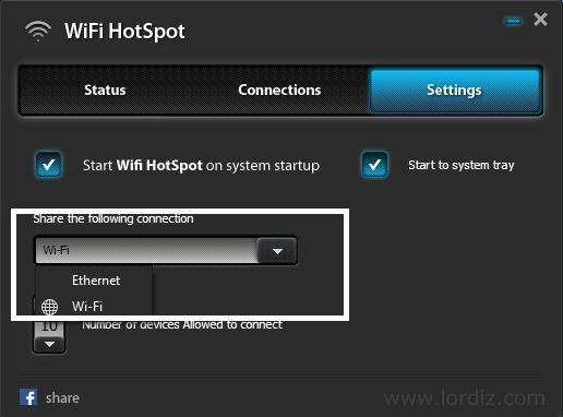 """hotspot2 zpstidq6axd - Windows İçin Ücretsiz Wifi Paylaşım Yazılımı """"Wifi HotSpot"""""""