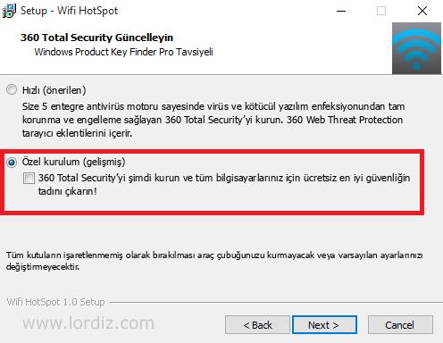 """hotspot3 zpslmxcf8bz - Windows İçin Ücretsiz Wifi Paylaşım Yazılımı """"Wifi HotSpot"""""""
