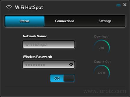 """hotspot zpssr4iygxy - Windows İçin Ücretsiz Wifi Paylaşım Yazılımı """"Wifi HotSpot"""""""