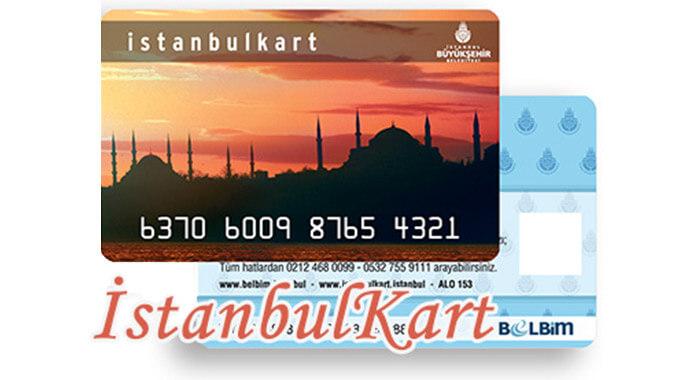İstanbul Kart Bakiye Sorgulama ve TL Yükleme