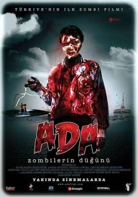 "İlk Türk Zombi Filmi ""Ada"""