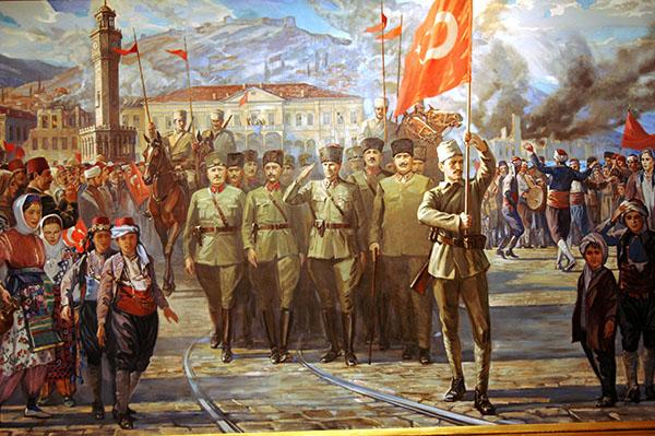 İzmir Nasıl Kurtarıldı? İzmir'in Kurtuluş Hikayesi! - mustafa-kemal-ataturk-yuce-atam