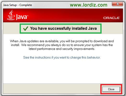 Java Yazılımı Nasıl Güncellenir? (Resimli Anlatım) - windows-destek