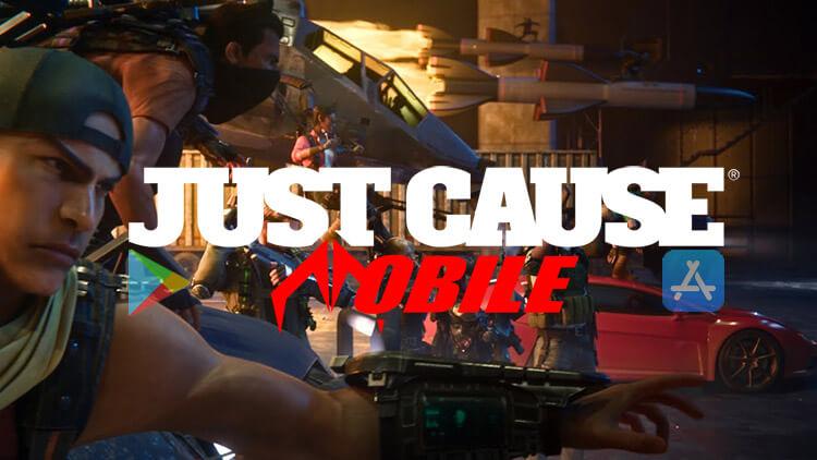 """justcause mobil oyunu - Ortalığı Yakıp Yıktığımız Oyun """"Just Cause"""" Mobil Cihazlara Geliyor!"""