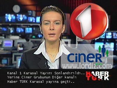 Kanal 1'in Yerine HaberTürk Karasal Yayına Başladı - basin-medya