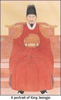 """Joseon Hanedanlığı'nın 22. Hükümdarı """"Kral Jeongjo"""" Kimdir?"""