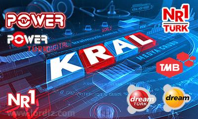 Türksat Uydusunda Yayın Yapan Kral TV Alternatifi Müzik Kanalları