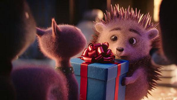 kucuk kirpi kirpinin hikayesi ask engel tanimaz reklami - Küçük Kirpinin Hikayesi; Aşk Engel Tanımaz!