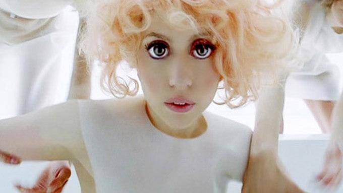 lady gaga bad romance - Lady Gaga Bad Romance Makyajı Nasıl Yapılır?