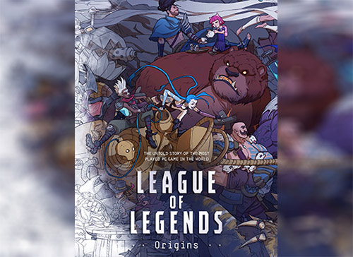 "League of Legends Belgeseli ""League Of Legends Origins"" Netflix'de!"