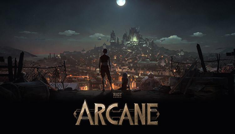 """league of legends dizisi arcane - League of Legends Animasyon Dizisi """"Arcane"""" Ne Zaman Yayınlanacak?"""