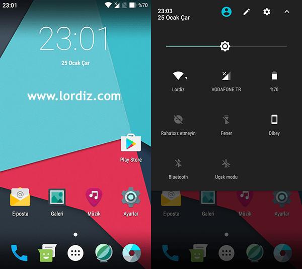 Samsung Galaxy S3 İçin Lineage OS 14.1 (Android N 7.1.1) - google-play